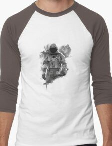 interstellar Men's Baseball ¾ T-Shirt