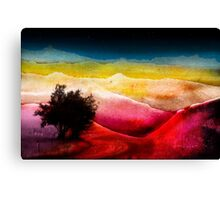Paradise Road Canvas Print