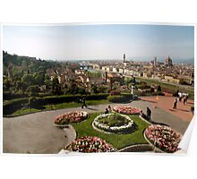Firenze overview  Poster