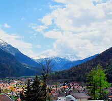 Mittenwald. Germany. by Daidalos