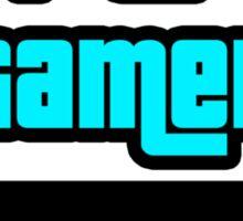 Supreme Gamer (Blue) Sticker