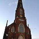 1860 AD-The Church-Stawell by Alex  Jeffery