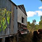 Forgot the Tractor by Alex  Jeffery