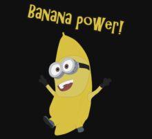 Banana Power! (Minion) Kids Tee
