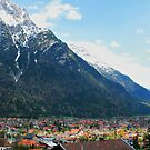 Mittenwald II. Germany. by Daidalos