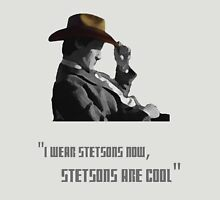 The Doctor - Stetsons are cool Unisex T-Shirt
