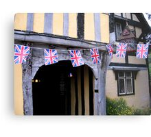 In honour of a Royal Wedding (Do see video clips!!) Metal Print