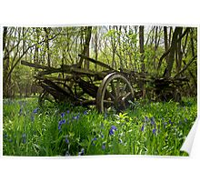 Wood Wagon Poster