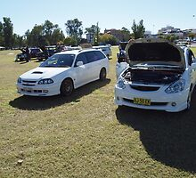 Toyota Caldina GT and GT-Four by Joe Hupp