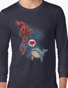 SUSHI... LOVE. Long Sleeve T-Shirt