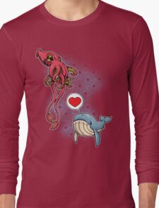 SUSHI... LOVE. Long Sleeve T-Shirt