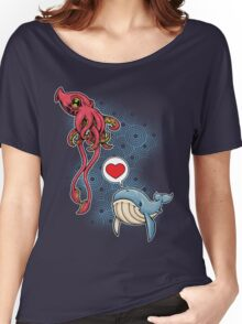 SUSHI... LOVE. Women's Relaxed Fit T-Shirt