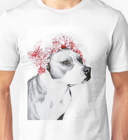Dog crown II Unisex T-Shirt