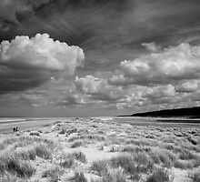Clouds And Tranquility by Robert  Geldard