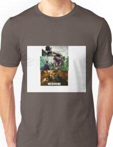 """Mediocre"" - Mad Max Fury Road T-Shirt"