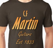 Martin Guitars Unisex T-Shirt