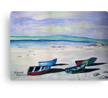 Paternoster in waterpaint Canvas Print