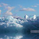 Blue Water Ice by John Dalkin