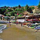 Bay of Quintay by Daidalos