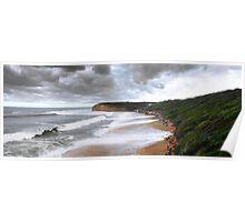 Bells Beach, Rip Curl Pro Poster