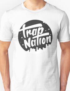 Trap Nation logo Unisex T-Shirt
