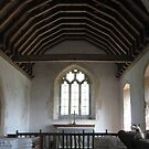 Puxton Church. by Heather Goodwin