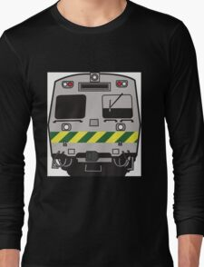Hitatchi Train Melbourne Long Sleeve T-Shirt