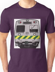 Hitatchi Train Melbourne Unisex T-Shirt