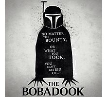 The Bobadook Photographic Print