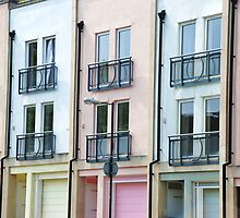 Pastel Palaces by Celia Strainge