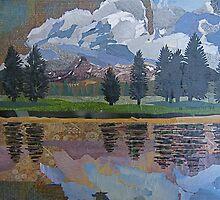 Tuolumne Meadows by Sally Sargent