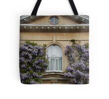 Wisteria Window Tote Bag