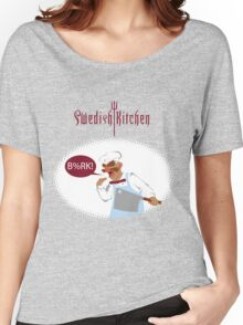 Swedish Kitchen Women's Relaxed Fit T-Shirt
