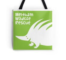 Meltham Wildlife Rescue Logo Tote Bag