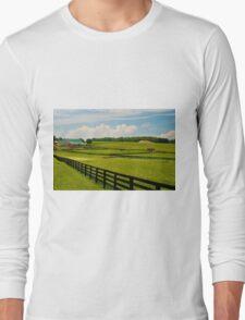 Hoarse Farm Long Sleeve T-Shirt