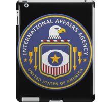 The IAA iPad Case/Skin