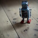 Forgotten toy #3 by Tom  Marriott