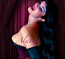 Pinup (revised) by Alateia
