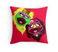 Best Muppets Forever Throw Pillow