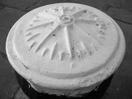 compass in black& white by darren69