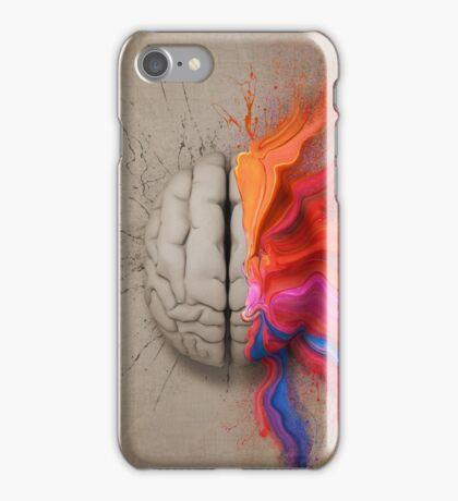 The Creative Brain iPhone Case/Skin