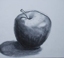 Apple Study by Geraldine M Leahy