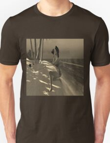 Beach Photographer  Unisex T-Shirt