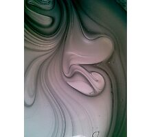 Silver Dream Photographic Print