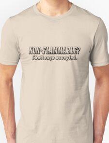 Non Flammable Unisex T-Shirt