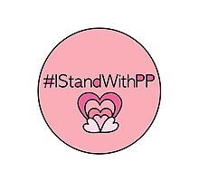 #IStandWithPP by alxsxc