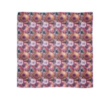 Mighty Protea Flower Mirror Image Scarf