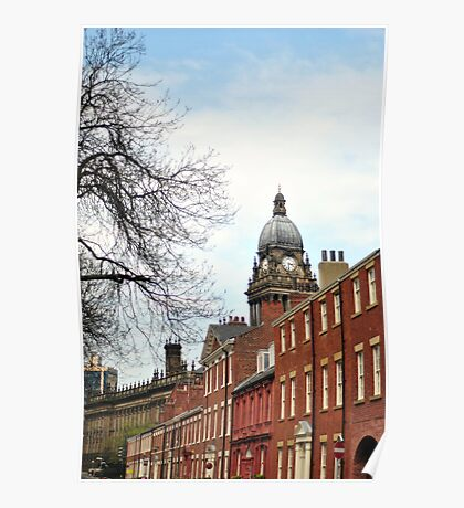 Leeds, Live it, Love it Poster