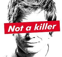 The killer by cascadeur