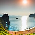 Durdle Door, Dorset by Dean Messenger